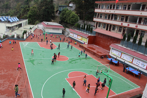幼儿园彝族特色环境布置